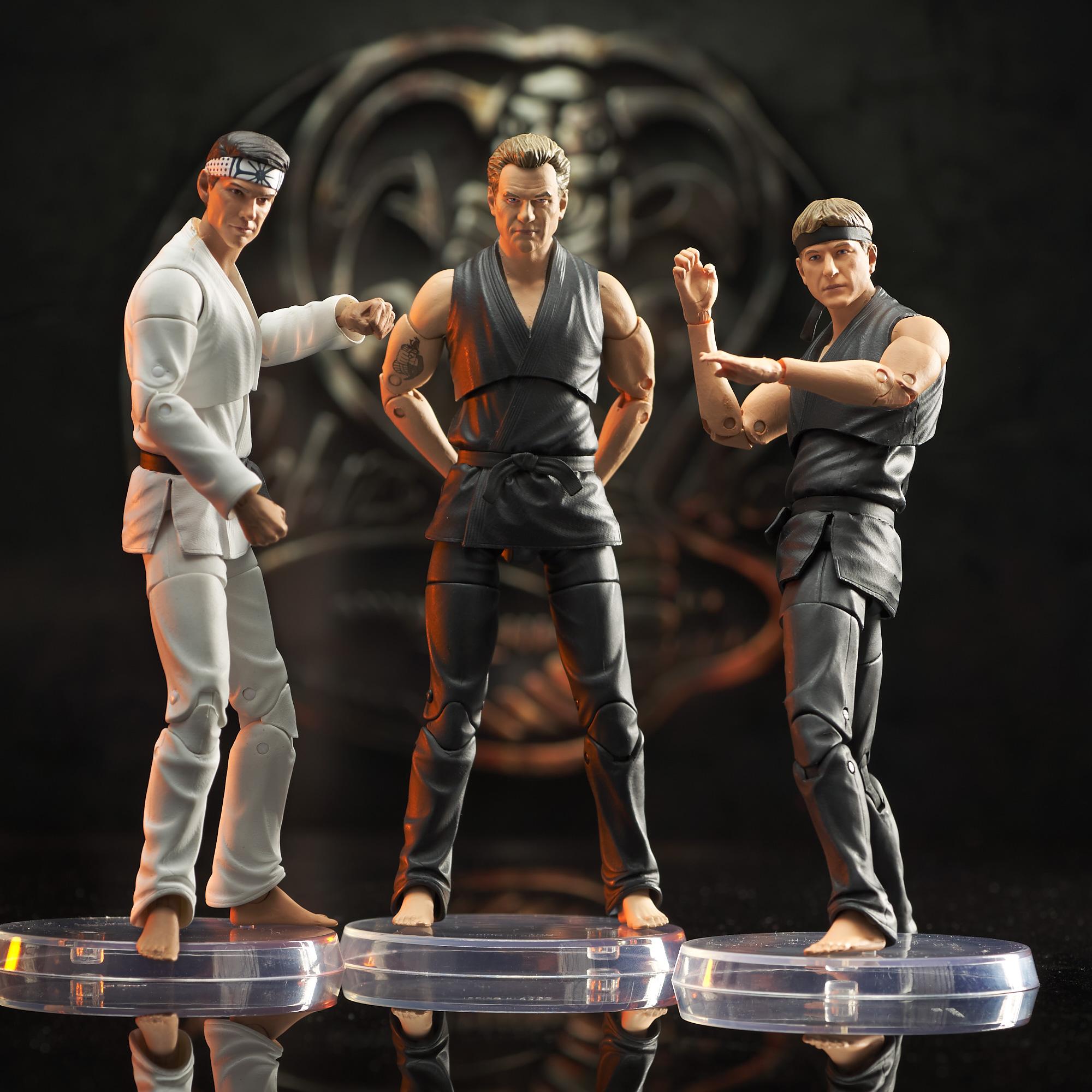 Cobra Kai - (Series 1) Deluxe Action Figure Set