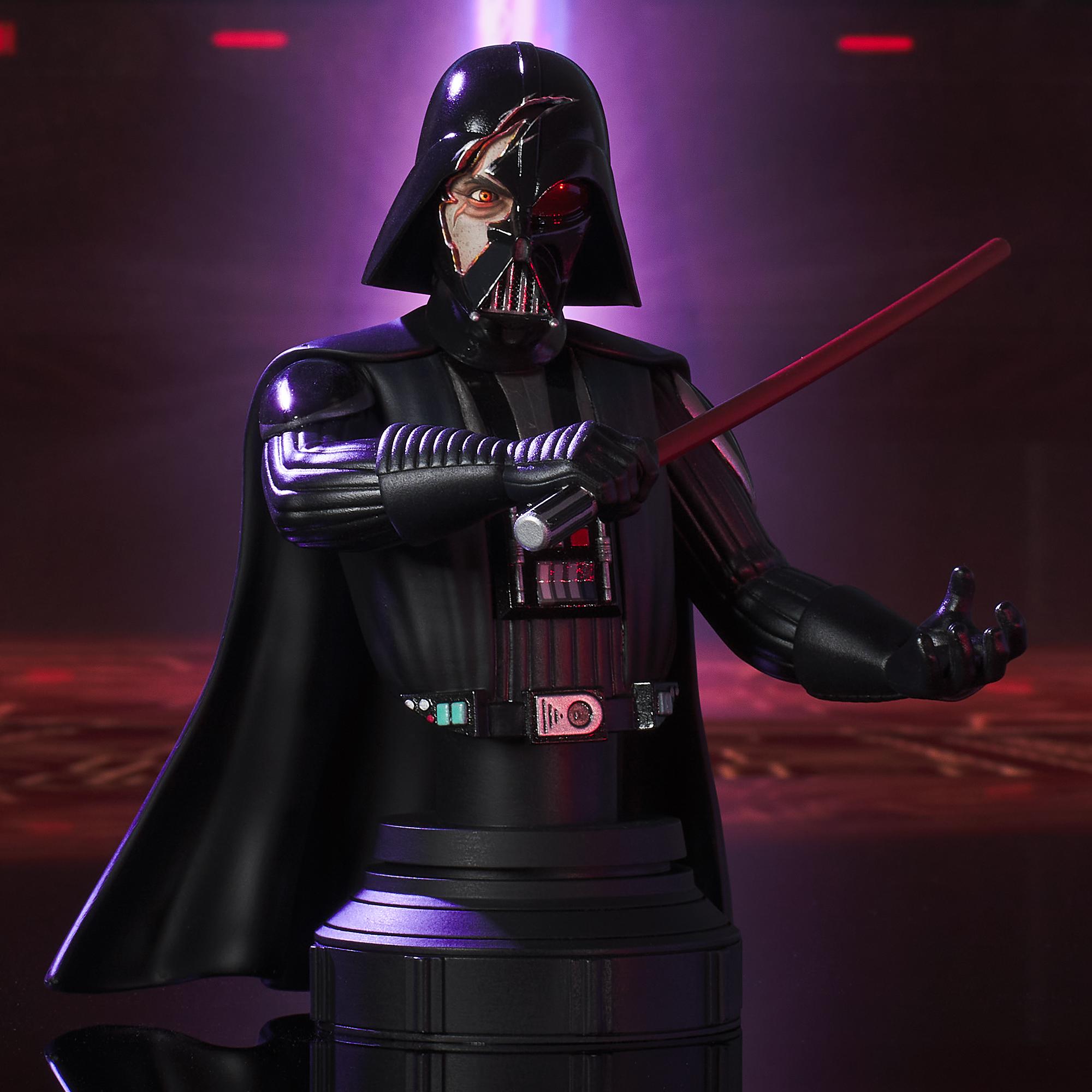 Star Wars: Rebels™ - Darth Vader™ Deluxe Mini Bust